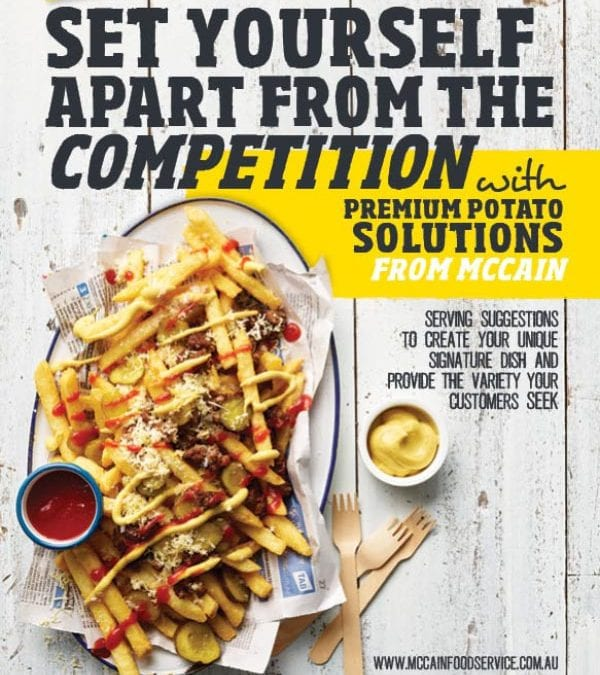 Fast Food Edition Magazine