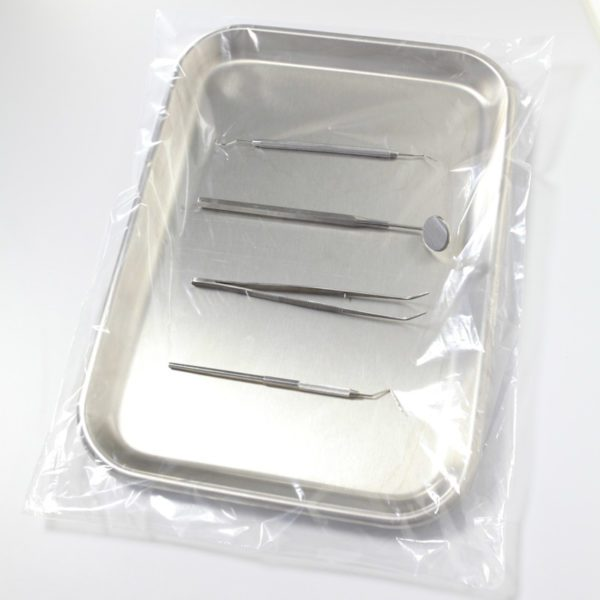 Tray Barrier/ multi purpose in a flat pack 46 cm x 24.5 cm with 4.5 cm expandable gussets-18