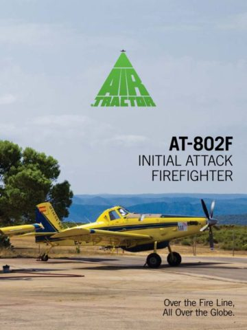 Air Tractor AT-802F Brochure