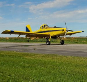 Pilot Wanted (Rural Air Work NSW)