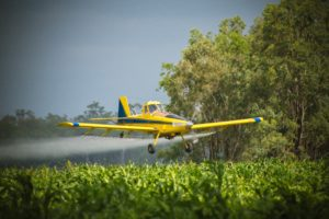 Ag Pilot Required (PNG)